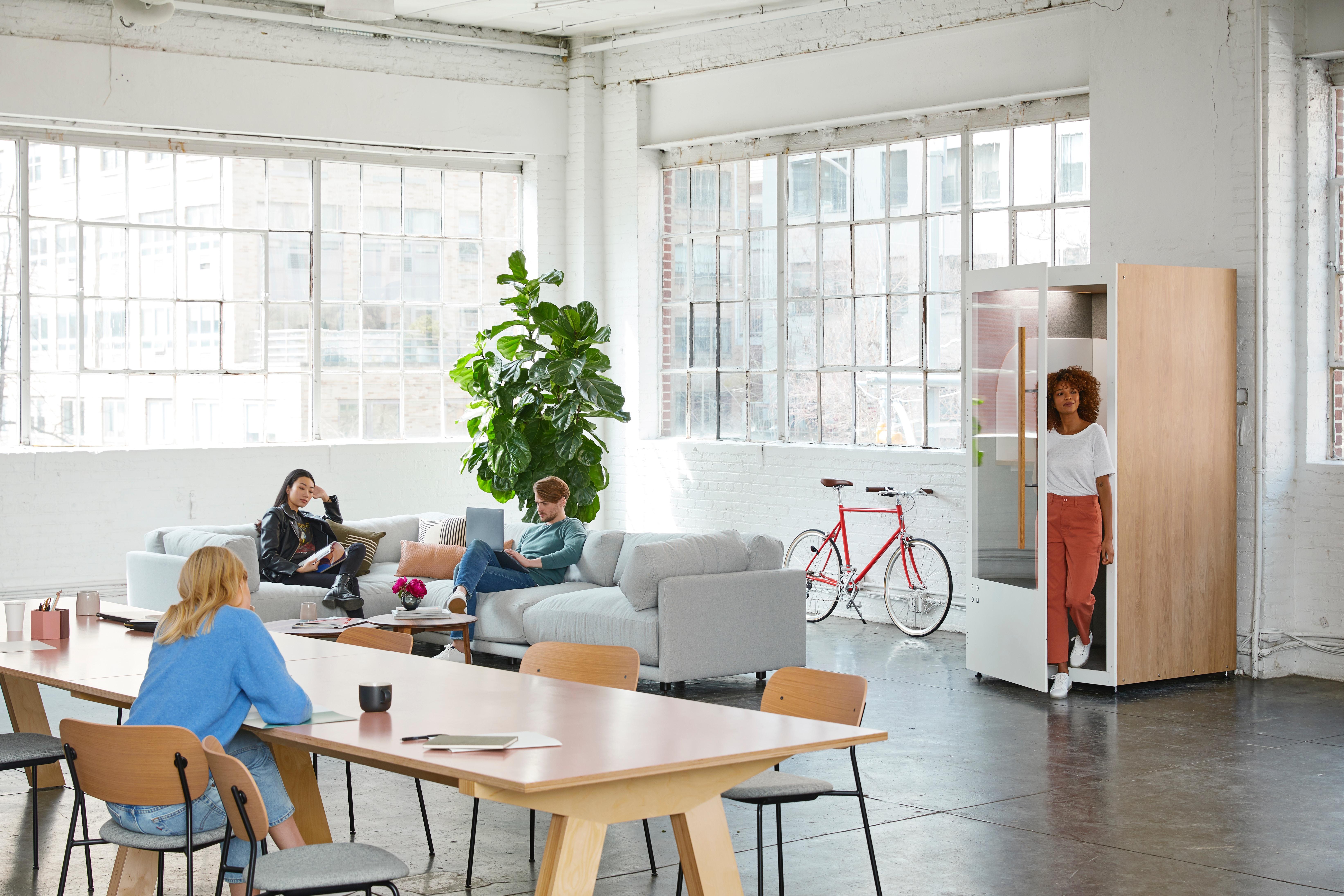 Pourquoi faire appel à un intervenant extérieur pour votre projet d'espace de travail ?